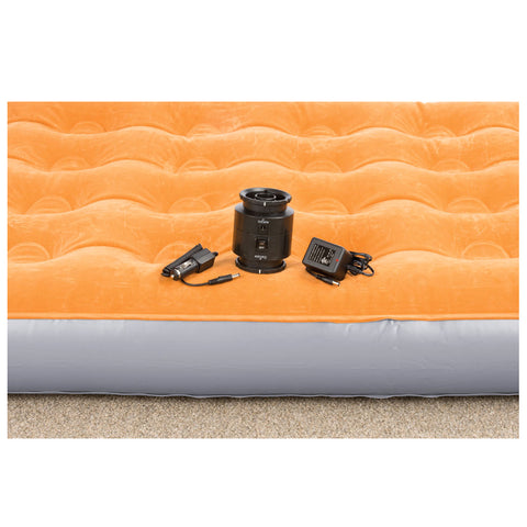 Alps Mountaineering Rechargeable Queen Air Bed Queen (7631005)