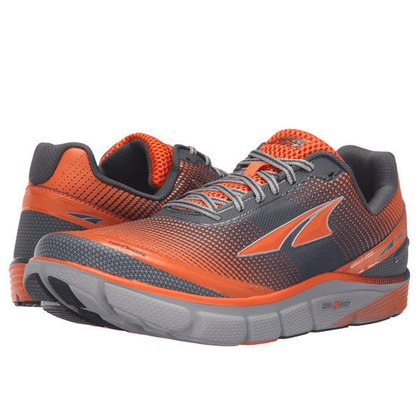 ALTRA Mens Torin 2.5 Orange Running Shoes (A1634-2)