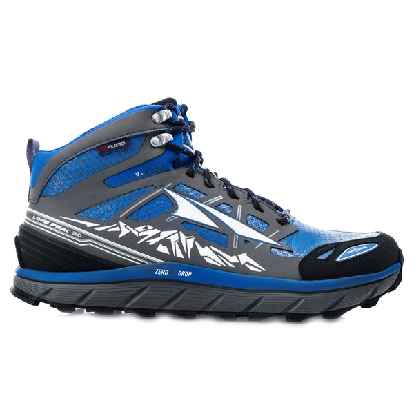 ALTRA Mens Lone Peak 3 Mid Neo Blue Shoes A1653MID-3