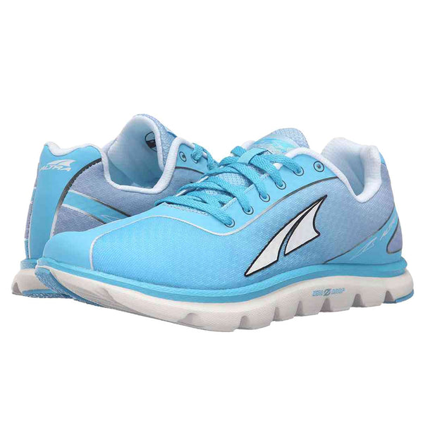 ALTRA Womens One 2.5 Light Blue Running Shoes (A2623-1)