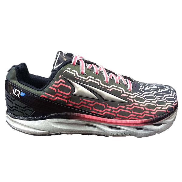 ALTRA Womens IQ Black/Sugar Coral Running Shoes (A2643-1)