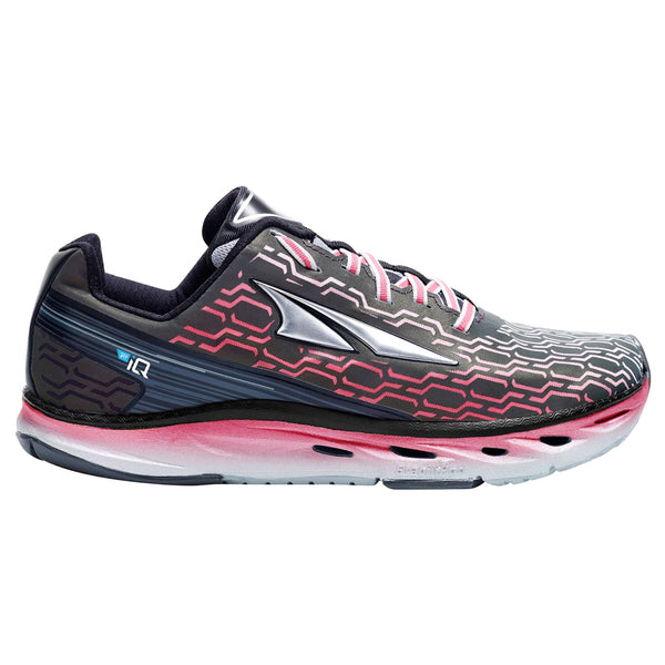 ALTRA Womens IQ Coral/Blue Running Shoes (A2643-4)