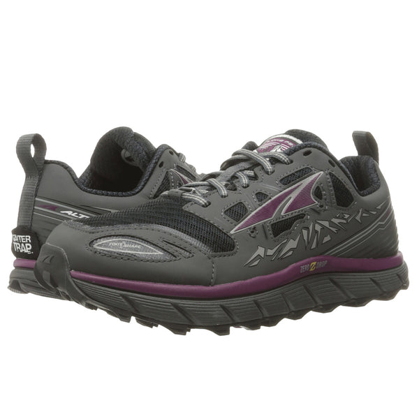 ALTRA Womens Lone Peak 3 Purple Running Shoes (A2653-2)