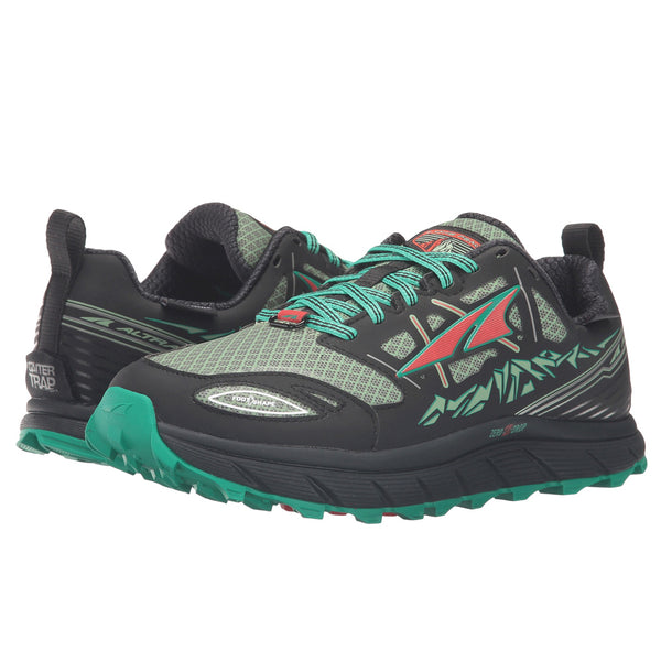 ALTRA Womens Lone Peak 3 Neo Low Mint Shoes A2653LOW-3