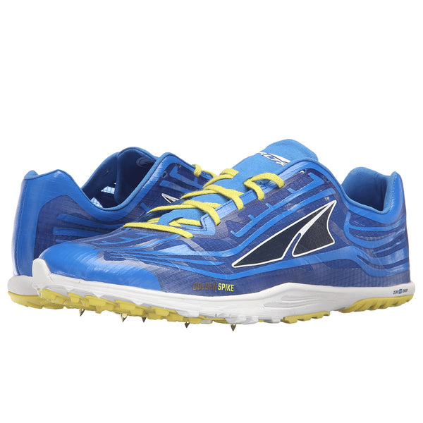ALTRA A3621-1 Golden Spike Blue Unisex Running Shoes