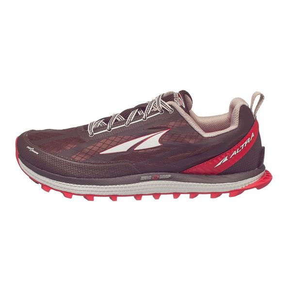 ALTRA Mens Superior 3 Brown-Red Trail Running Shoes (AFM1753F-2)