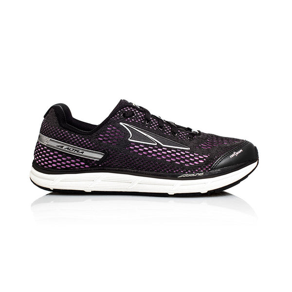 ALTRA Womens Intuition 4 Purple-Black Running Shoes (AFW1735F-5)