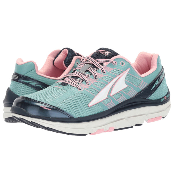 ALTRA Womens Provision 3 Blue Pink Run Shoe AFW1745C-5