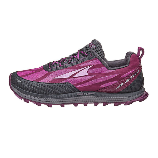 ALTRA Womens Superior 3 Raspberry Trail Running Shoes (AFW1753F-2)