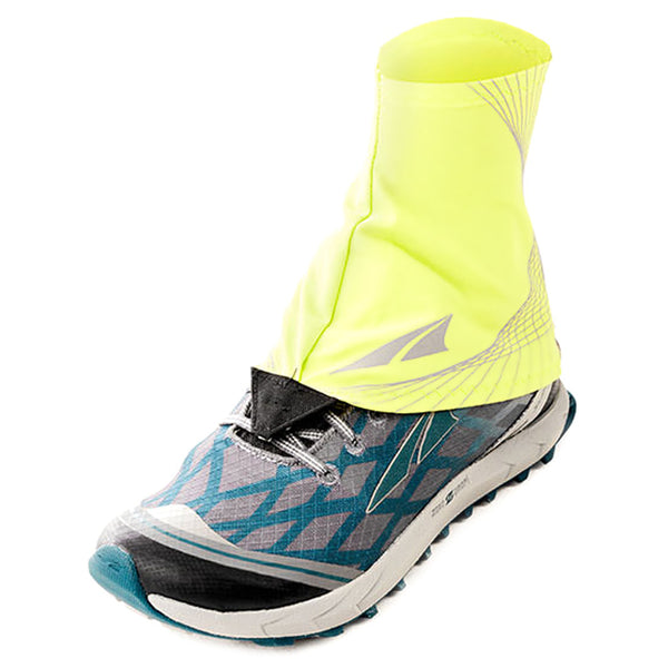 ALTRA AXU16301-4 Lime Trail Gaiters