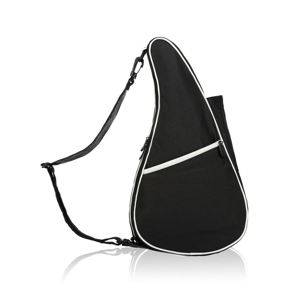 AMERIBAG HBB Black Reversible Healthy Back Bag (6123-BK)