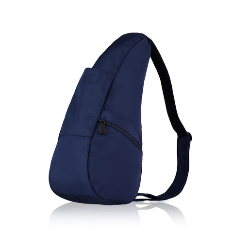 AMERIBAG HBB Microfiber Small Navy Bag 7103-NV