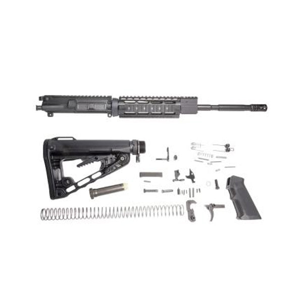 ATI AR15 5.56mm 16in Rifle Kit with Lower Parts Kit CA Compliant (ATIRKT05CA)