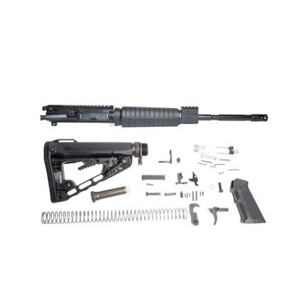 ATI AR15 5.56mm 16in Rifle Kit with Lower Parts Kit CA Compliant (ATIRKTH01CA)