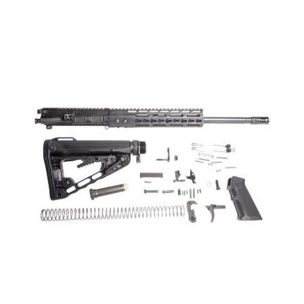 ATI AR15 300 BLK 16in Rifle Kit with Lower Parts Kit CA Compliant (ATIRKTH03CA)