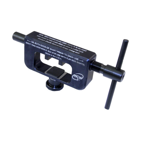 AMERIGLO Sight Pusher Glock Rear Black and Blue Tool (GTOOL1)