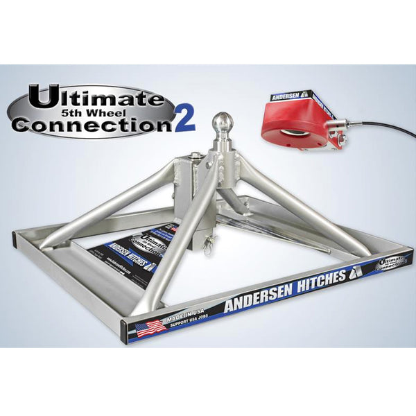 ANDERSEN Ultimate 5th Wheel Connection 2 Gooseneck Mount (3220)