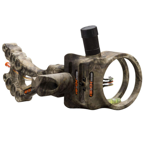 APEX-GEAR Tundra 3 Pin Lost AT Camo Sight AG1203F