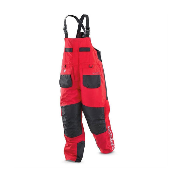ARCTICSHIELD Cold Weather Extreme Red Bibs (540200-100-12)