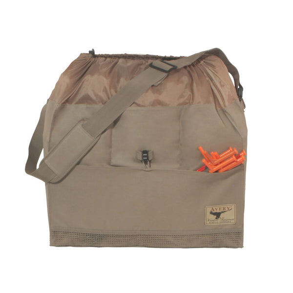 AVERY 6 Slot Mid Size Full Body Goose Decoy Bag (00123)
