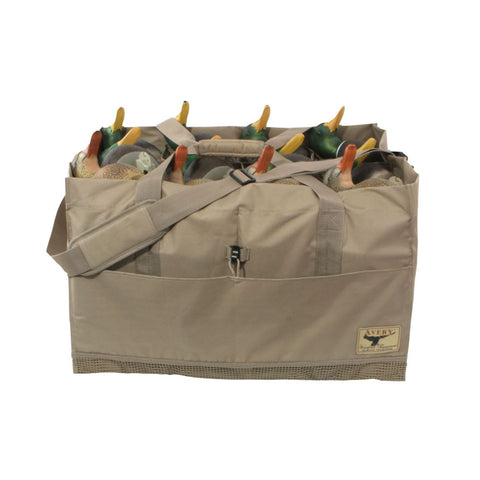 AVERY Field Khaki 12 Slot Duck Bag (00156)