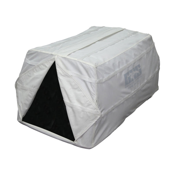 AVERY GHG Ground Force Dog Blind Snow Cover (02500)