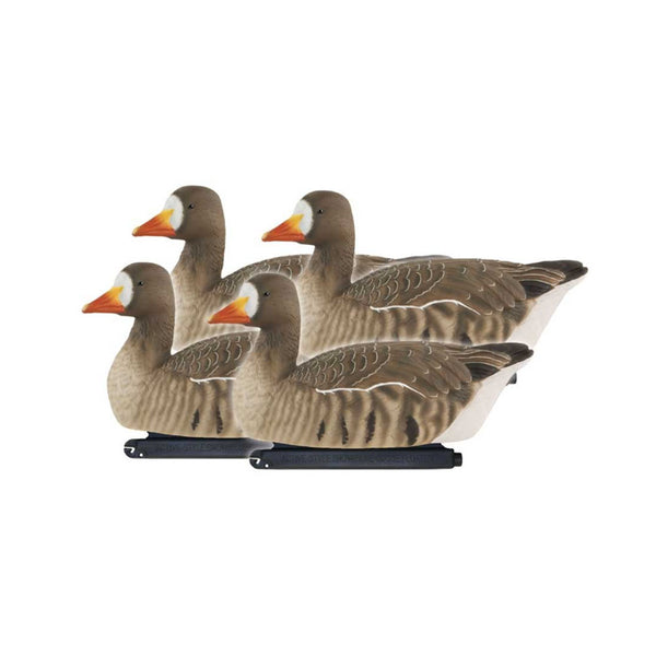 AVERY 4 Pack of Pro-Grade Specklebelly Floaters Active Decoys (71095)