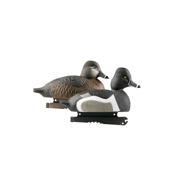 AVERY 6 Pack of Life-Size Ring-Necked Duck Decoys (73040)