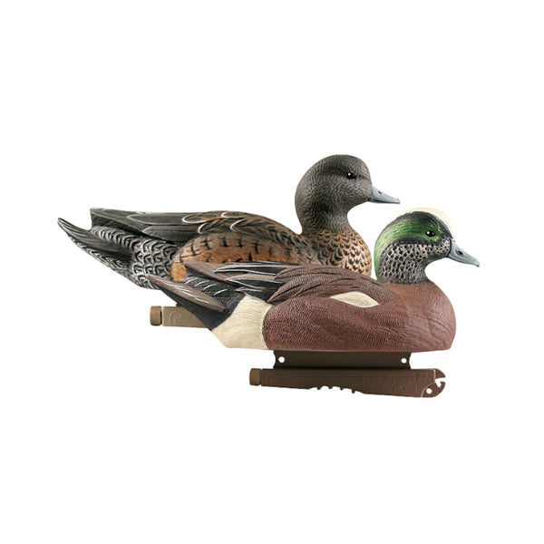 AVERY 6 Pack of Life-Size Wigeon Decoys (73043)