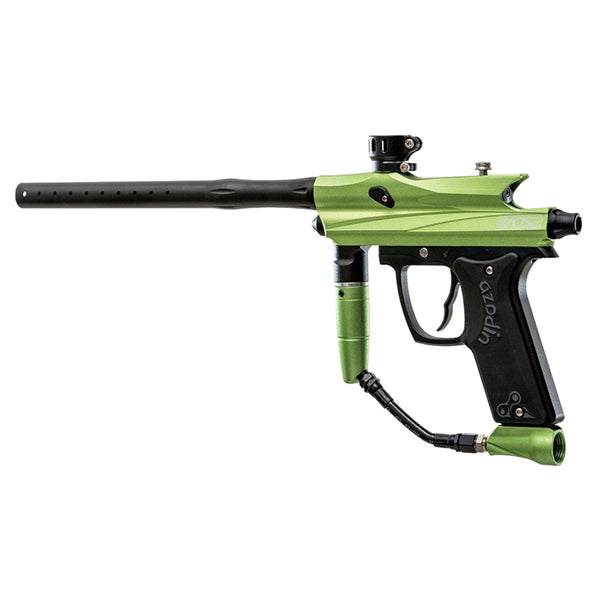 AZODIN Kaos 2 Green-Black Paintball Marker KAG2002