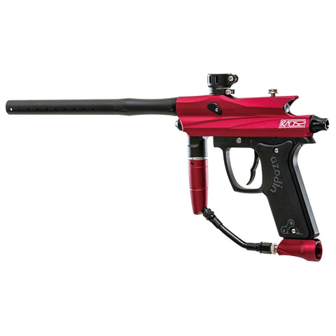 AZODIN Kaos 2 Red-Black Paintball Marker KAG2003