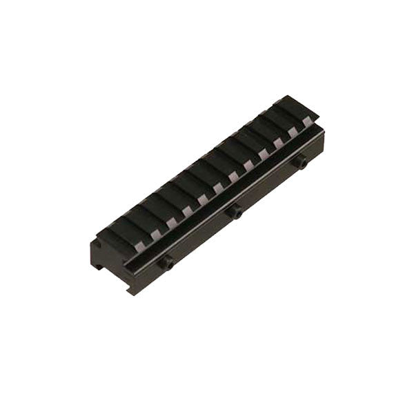 B-SQUARE AR-15 Tactical Blk Flat Top Riser Mnt TAC0007