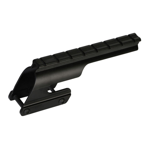 B-SQUARE Shotgun Saddle Rem 1100/1187/12ga/16ga/20ga Matte Mount (16800)