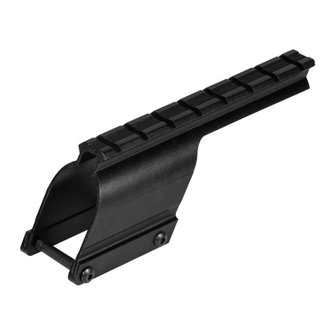 B-SQUARE Shotgun Saddle Rem 870 12ga/16ga/20ga Matte Mount (16812)