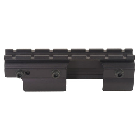 B-SQUARE Universal Slide Rug MKI/MKII Matte Scope Mount (42877)