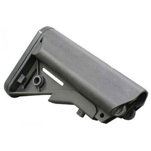 B5 SYSTEMS Mil Spec SOPMOD AR Stock, Quick Detach Mount, Black (SOP-201-01)