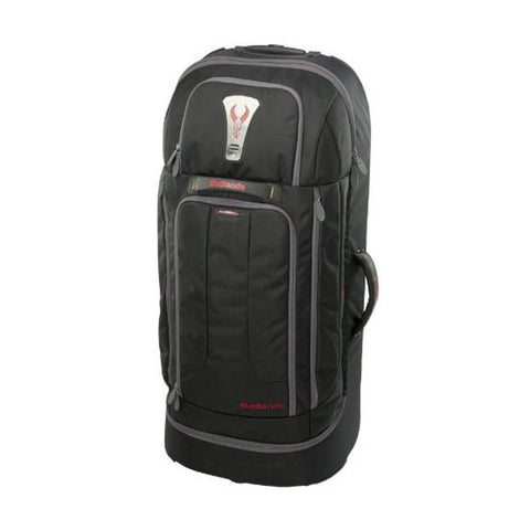 BADLANDS Terra Glide Duffel Bag, Black (BTGBL)