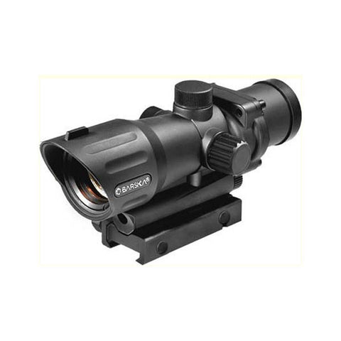 BARSKA 1x30 M16 Electro Sight, Matte Black (AC10984)