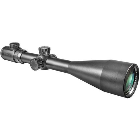 BARSKA Swat 6-24x60 Riflescope, Mil-Dot IR Reticle, Matte Black (AC10700)