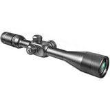 BARSKA Tactical 3-12x40 Riflescope, Mil-Dot Reticle, Matte Black (AC10772)