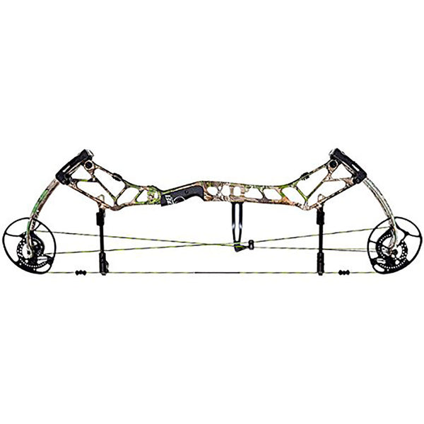 Bear Archery Br33 Compound Bow Rh Xtra Green A6Br20006R