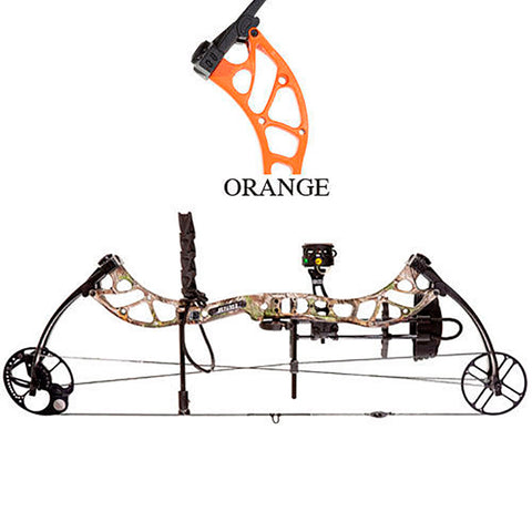 Bear Archery Wild Rh Orange Bow A6Wd11506R
