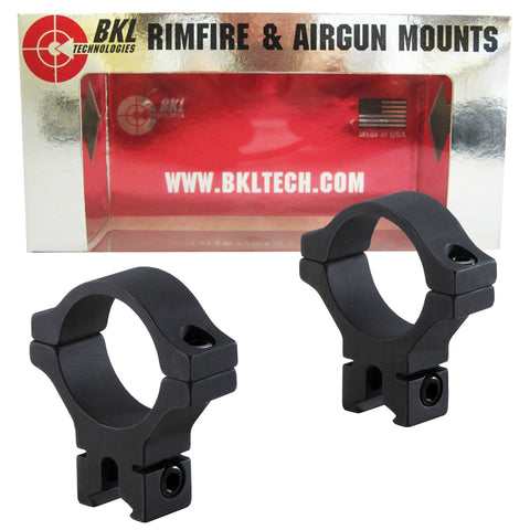 BKL Long 30mm Medium Dovetail Single Scope Ring (BKL-S-300)