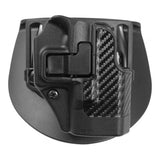 BLACKHAWK Serpa CQC Glock 29,30,39 Right Hand Belt Holster (410030BK-R)