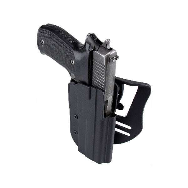 BLADE TECH INDUSTRIES Revolution Belt Holster, RH, Sig 220, 226, ASR, Paddle (HOLX0052RVS226BLKRH)