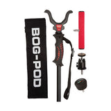 BOG GEAR Multipurpose Monopod, w/ 4 Accessories (Q-STIK)