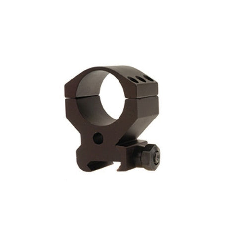 BURRIS Xtreme Tactical Rings, 30mm, Picatinny, High 3/4 in. Height, One Ring, Matte Black (420165)
