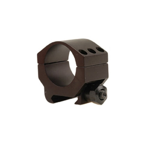 BURRIS Xtreme Tactical Rings, 30mm, Picatinny, Low 1/4 in. Height, One Ring, Matte Black (420161)