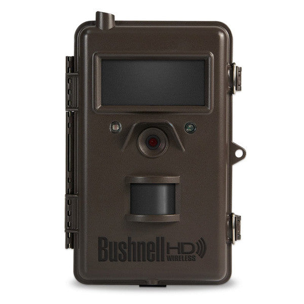 BUSHNELL Trophy Cam HD Wireless 8MP Trail Camera (119599C)