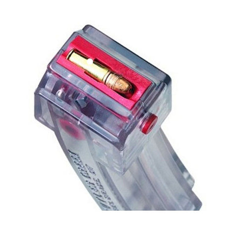 BUTLER CREEK 10 Round Hot Lips Clear Magazine for Ruger 10/22 (HL-10CL)